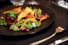 Italian salad entrée.